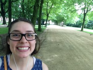 Brussels has some beautiful parks!