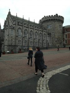 Dublin Castle has a rich history!