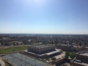 El Paso / Juarez from a beautiful look out point!